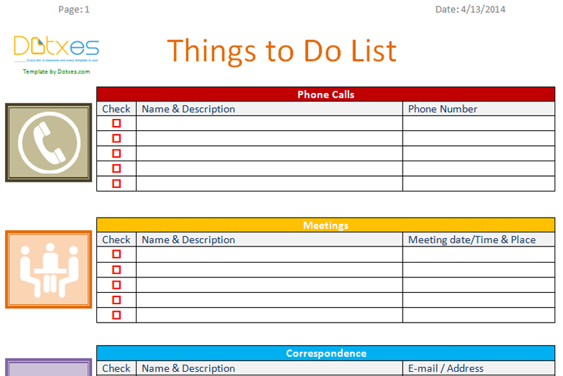 Things-to-do-list-template-for-business