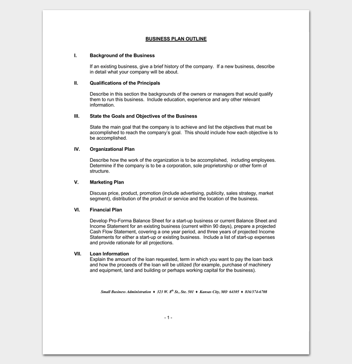 presentation outline template - 19+ formats for ppt, word & pdf, Outline Presentation Template, Presentation templates