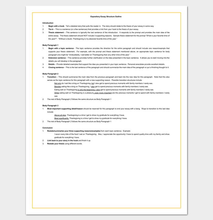 Persuasive narrative essay