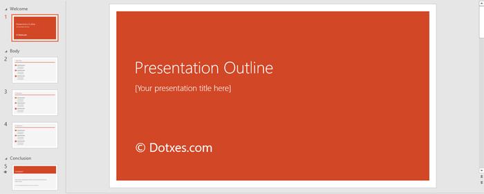 sales presentation pdf