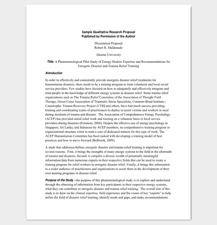 Research Paper Outline Template 36 Examples Formats Samples