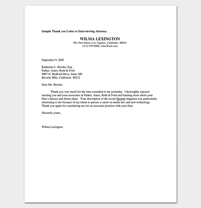 Follow-Up-Interview-Letter-Format-1 Offer Letter Follow Up Question Template on for temp position, executive employment, employee job, decline job, temporary position, business purchase, simple employee, employer job, executive job, counter proposal,