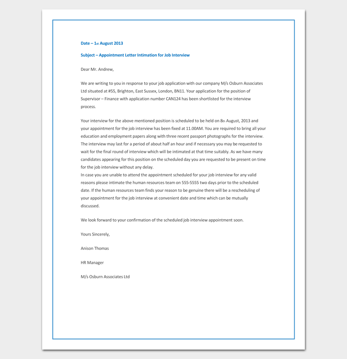 Free resume cover letter letter of confirmation for an interview feel free to download our modern editable and targeted templates cover letter templates resume templates business card template and much more spiritdancerdesigns Gallery