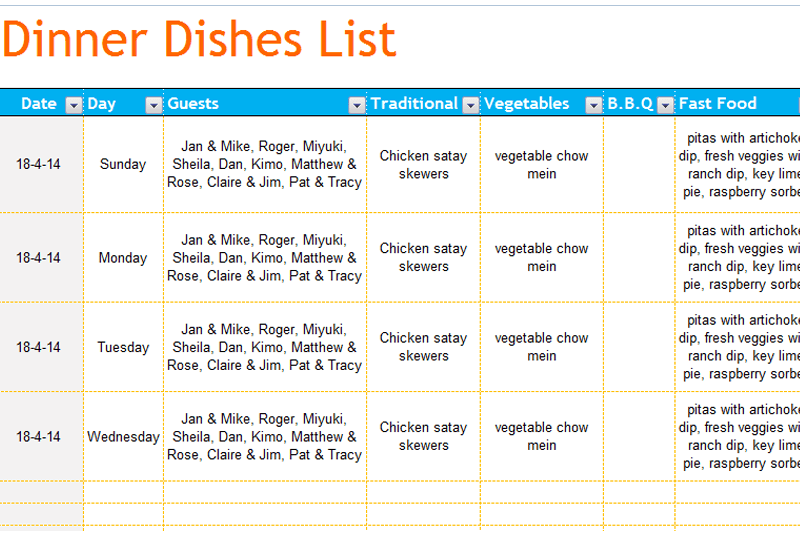 Dinner-list-template-(Preview)