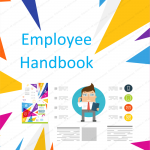 Employee Handbook Template Sample Page 01